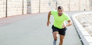 treino de velocidade