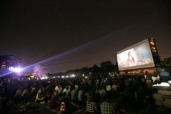 9º Festival de Filmes Outdoor Rocky Spirit