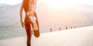 Alongamento de quadril e pernas