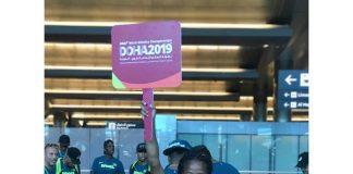 Campeonato Mundial de Atletismo acontecerá em Doha, no Catar