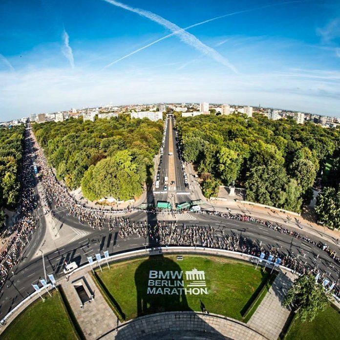 Como assistir a Maratona de Berlim