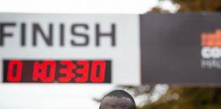 Geoffrey Kamworor quebra recorde mundial na meia maratona