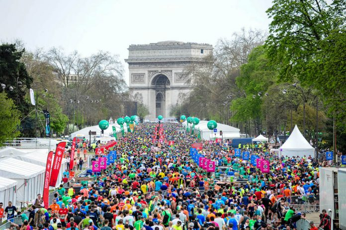 Maratona de Paris 2020 1