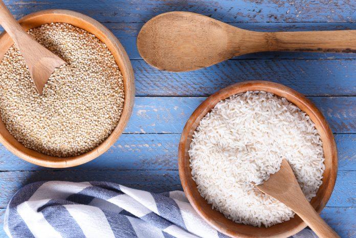Quinoa ou arroz: qual o mais saudável?