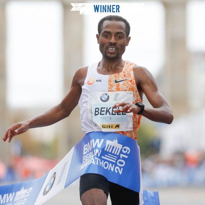 Resultados da Maratona de Berlim 2019