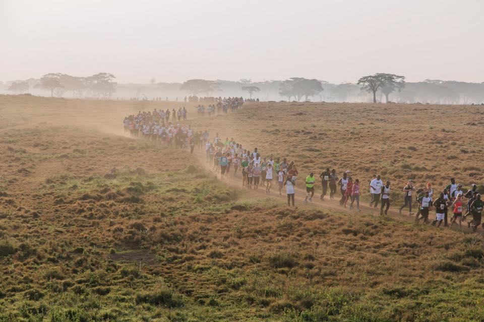 Safaricom Marathon 1