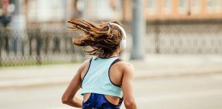 Como correr bem em dias com vento