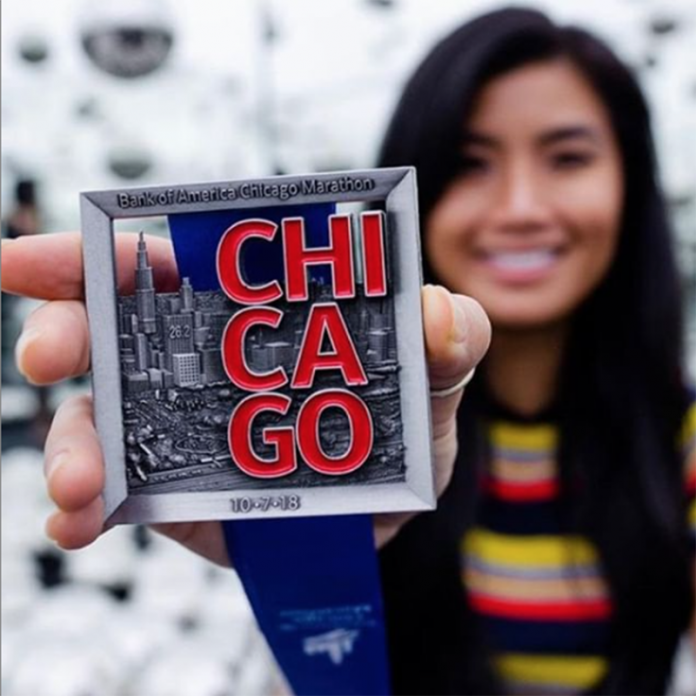 Medalha Chicago 2018