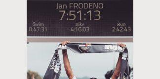 Jan Frodeno quebra recorde no Mundial de Ironman