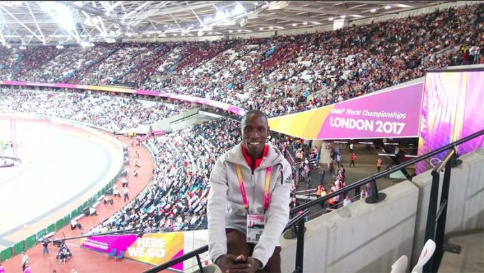 Corredor queniano é banido por doping