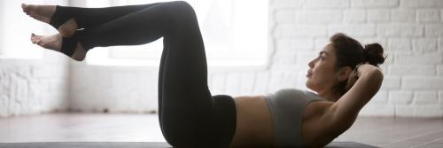Exercícios de pilates para reduzir medidas