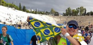 Leitor da RW Brasil conta como foi correr a Maratona de Atenas