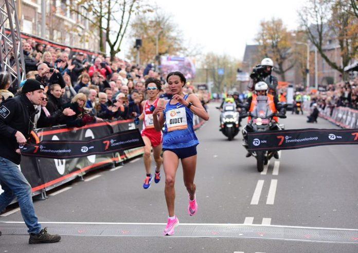 Recorde Mundial nos 15K feminino
