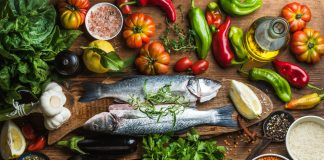 Benefícios da dieta mediterrânea