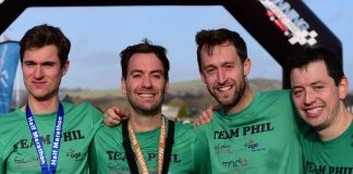 Recorde mundial em maratona com cadeira de rodas