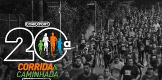 20ª Corrida e Caminhada Comexport GRAACC