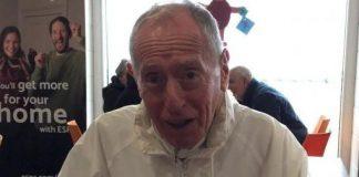 Homem de 80 anos quebra recorde mundial