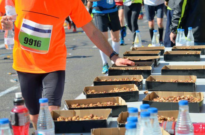 Carboidratos são essenciais para se recuperar de uma maratona