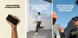 Nike oferecerá assessoria esportiva virtual