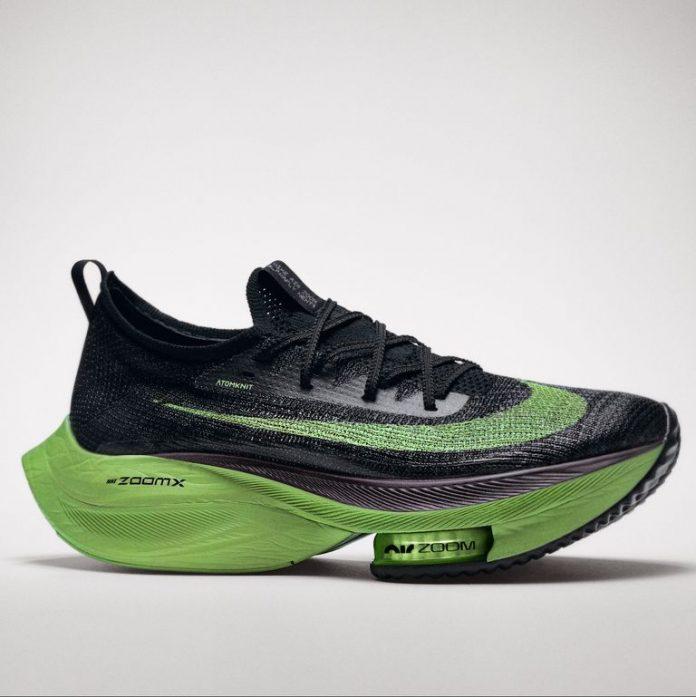 Air Zoom Alphaflt Next% é lançado pela Nike