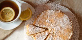 Receita de bolo de ricota com limão