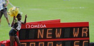 Atleta Olímpica é banida por doping
