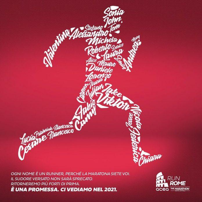 Maratona de Roma está cancelada